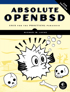 Absolute OpenBSD 2/e